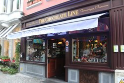 The Chocolate Line Bruges