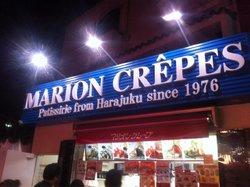Marion Crepes Harajuku Takeshita Dori