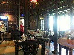 Inside Y Thao Garden