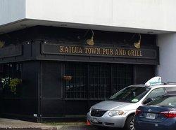 Kailua Town Pub & Grill