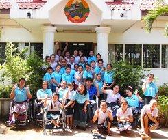 Lao Disabled Womens Development Center Shop