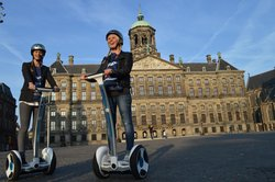 Ninebot Amsterdam City Tours
