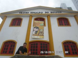 Ednaldo do Egypto Theater