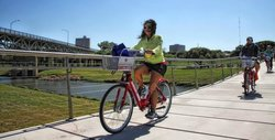 Fort Worth Bike Sharing