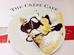‪The Crepe Cafe‬
