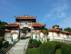 Klenteng  Chingsan Yan