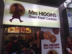 Mrs Higgins