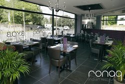 Ronaq Restaurant - Comely Bank