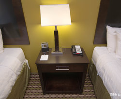 The Standard Double Queen Room at the BEST WESTERN PLUS Brunswick Inn & Suites