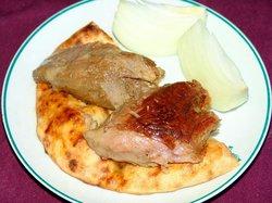 KonyalI Etli ekmek Firin Kebabi