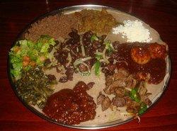 Skyline Ethiopian Restaurant