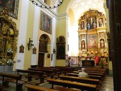Iglesia del Corpus Cristi Madrid
