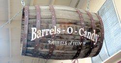 Barrels O Candy