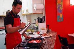 Cocina en... Ventana Gastronomica