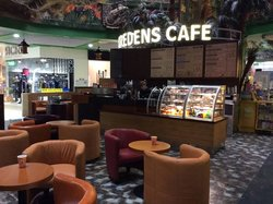 Coffee shop KREDENS CAFE