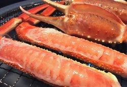 Crab Cuisine Kanisho