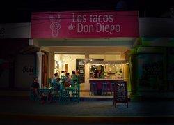 Los Tacos de Don Diego