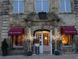 Cafe an der Oper