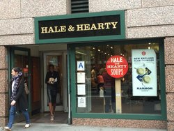 Hale & Hearty Soups - West 42nd St.
