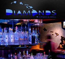 Diamonds Ice Bar and Grill