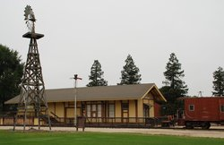 Monterey County Agricultural & Rural Life Museum
