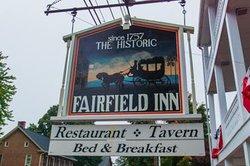 The Historic Fairfield Inn 1757