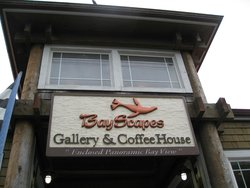 Bayscapes Gallery & Coffeehouse