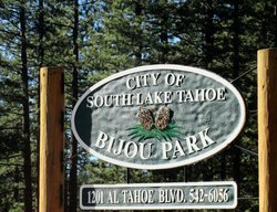 Bijou Community Park - Disc Golf
