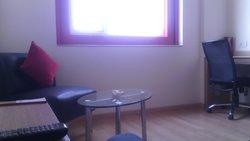 In inside office