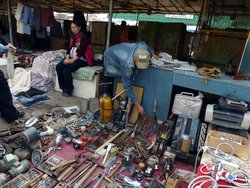 Yangiobod Weekend Flea Market