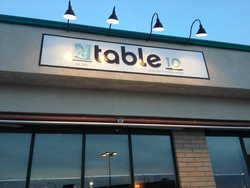Table 10 Restaurant and Cocktail Lounge