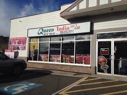 Queen India Food 2 Go
