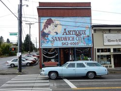 Antique Sandwhich Co