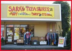 S.A.R.A.'s Treasures
