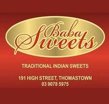 Baba Sweets