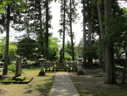 Yoshokage Asakura's Cemetery