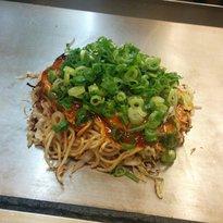 Okonomiyaki Koshida Main Branch