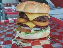 Hot Waves Burgers