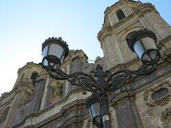 Iglesia de Santa Isabel de Portugal y San Cayetano