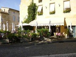 Restaurant le Medieval a St Emilion
