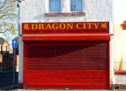 Dragon City Takeaway