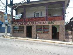 Cafeteria Valencia