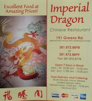 Imperial Dragon Chinese Restaurant