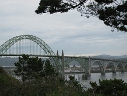 Yaquina Bay State Recreation Area