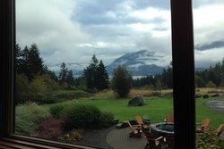 Skamania Lodge Dining Room View