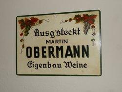 Bioweingut Und Heuriger Obermann