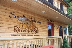 ‪Guided Fishing Trips at South Holston River Lodge‬