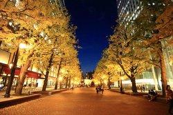 札幌红砖露台购物中心