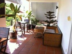 salon terrassee