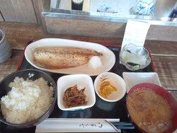 Hachinohe Fish Market Restaurant Robatayaki Aburitei